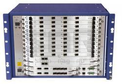 7RU шасси OLT GPON, 14 слотов для установки интерфейсных модулей