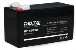 Аккумуляторы Delta DT 12012