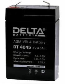 Аккумуляторы Delta DT 4045