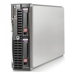 Блейд-сервер HP BL460c G6 2 процессора Quad-Core X5560, 48GB DRAM, 600Gb SAS