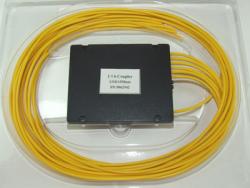 Делитель оптический корпусный single window 1х 6 (1550nm)