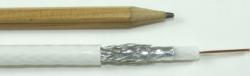 Кабель  коаксиальный абонентский SNR 6-серии (RG6) (100м. бухта)