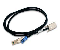 Кабель SAS-MiniSAS для внешних устройств, 2м