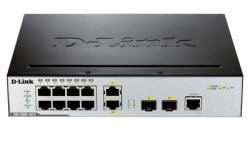 Коммутатор D-Link DGS-3000-10TC