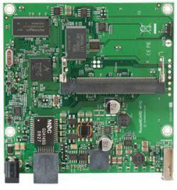 Материнская плата MikroTik RB411GL