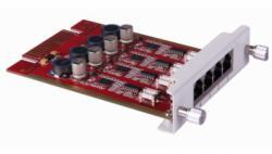 Модуль, 4 порта FXS для IP АТС LAVoice-100/500