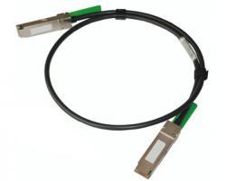 Модуль 40G QSFP+ Direct Attach, дальность до 1м