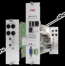 Модуль 4х поточного QAM модулятора PBI DMM-2400TM-30IC для цифровой ГС PBI DMM-1000