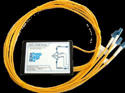 Модуль Add/Drop  SNR-DWDM-OADM1-1554.13/1535.04 для одноволоконных DWDM сетей