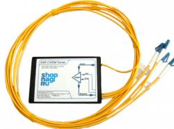 Модуль Add/Drop SNR-DWDM-OADM1-1550.12/1531.12  для одноволоконных DWDM сетей