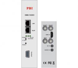 Модуль профессионального H.264/HD кодера/транскодера PBI DMM-1500EC для цифровой ГС PBI DMM-1000
