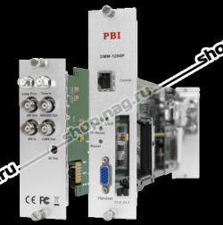 Модуль профессионального IRD приемника PBI DMM-1200P-C для цифровой ГС PBI DMM-1000