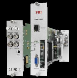 Модуль профессионального IRD приемника PBI DMM-1200P-S2 для цифровой ГС PBI DMM-1000