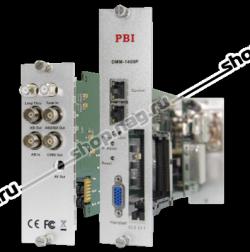Модуль профессионального IRD приемника PBI DMM-1400P-T для цифровой ГС PBI DMM-1000