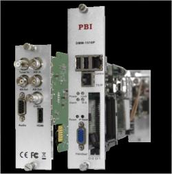 Модуль профессионального IRD приемника PBI DMM-1510P-22S2 для цифровой ГС PBI DMM-1000