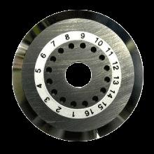Нож для скалывателя Fujikura CT-20 (колесо)