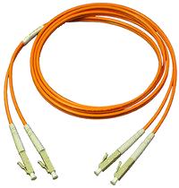 Патчкорд оптический LC/UPC MM 1m