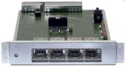 Плата расширения коммутатора на 4 SFP гнезда WISI GT-12W