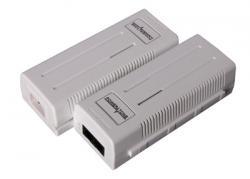 PoE инжектор PI-154-1M 1-портовый управляемый 802.3af 10/100Mbps.