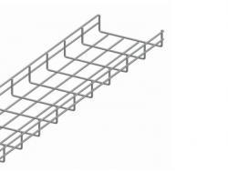 Проволочный лоток 50х150х3000, диаметр проволки 3,5 мм