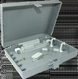 Распределительная коробка KATT 601, 20 пар Connector kit