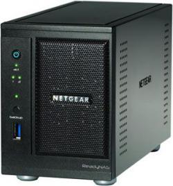 Сетевое хранилище NetGEAR ReadyNAS Pro 2