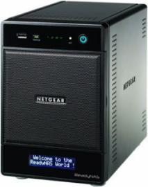 Сетевое хранилище NetGEAR ReadyNAS Pro 4