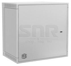 Шкаф телекоммуникационный антивандальный разборный 9U, 440х560х400мм