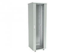 Шкаф телекоммуникационный напольный, 37U, 600х600мм, тип TFC