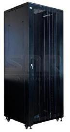 Шкаф телекоммуникационный напольный, 47U, 800х800мм, тип TFC