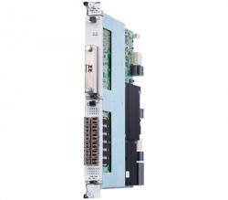 Универсальный коммутирующий модуль для 2-х интерфейсных карт BTI 7800