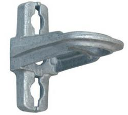 Узел крепления (анкерный кронштейн) для опор SNR-CS10