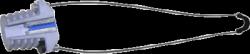 Зажим анкерный клиновой PA-500 металлический