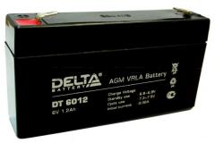 Аккумуляторы Delta DT 6012
