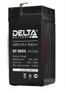 Аккумуляторы Delta DT 6023