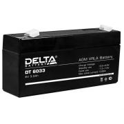 Аккумуляторы Delta DT 6033