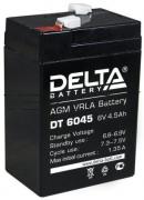 Аккумуляторы Delta DT 6045