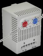 Блок управления климатом (термостат) для вентиляторных полок и блоков