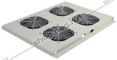 Блок вентиляторов для шкафов TFC глубиной 600мм, 4 вентилятора