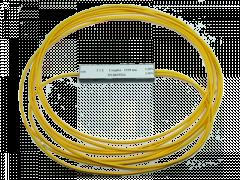 Делитель оптический корпусный dual window 1х 2