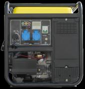 Генератор бензиновый инверторный 7,2 кВт