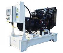 Генератор дизельный открытого типа, 100кВА (1500 об./мин)