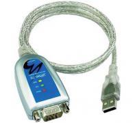Конвертер интерфейсов USB в RS232/422/485, UPort 1150