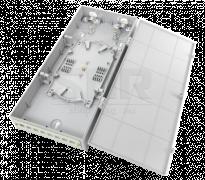 Кросс оптический настенный (ШКОН), 8 портов SC, компактный (FT-C)