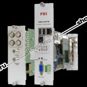 Модуль 4х-канального QAM модулятора PBI DMM-2400TM-30AC для цифровой ГС PBI DMM-1000