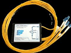 Модуль Add/Drop SNR-DWDM-OADM1-1558.98/1539.77  для одноволоконных DWDM сетей