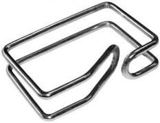 Полукольцо вертикальное для организации кабельных жгутов
