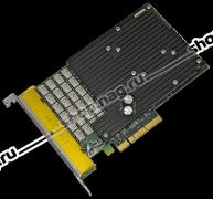 Сетевая карта Silicom PE2G6BPi35-SD, 6 портов 10/100/1000Base-T, Bypass