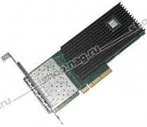 Сетевая карта Silicom PE310G4i71LB-XR, 4 порта 10GE (SFP+), Based on Intel XL710