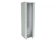 Шкаф телекоммуникационный напольный, 22U, 600х600мм, тип TFC